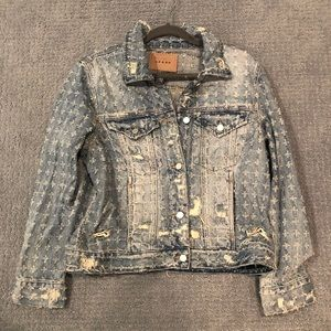 Never worn blank nyc jean jacket